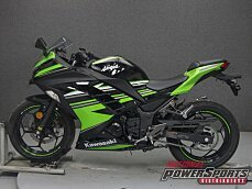 2017 Kawasaki Ninja 300 ABS for sale 200579993