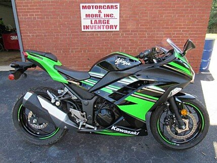 2017 Kawasaki Ninja 300 ABS for sale 200586889