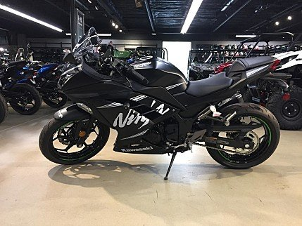 2017 Kawasaki Ninja 300 ABS for sale 200600147