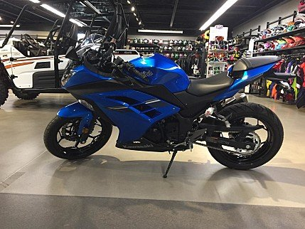 2017 Kawasaki Ninja 300 for sale 200600279