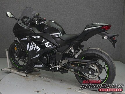 2017 Kawasaki Ninja 300 ABS for sale 200600983