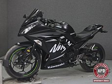 2017 Kawasaki Ninja 300 ABS for sale 200613297