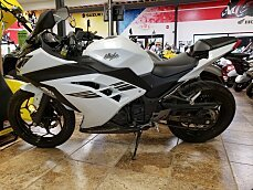 2017 Kawasaki Ninja 300 for sale 200621359