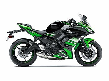 2017 Kawasaki Ninja 650 ABS for sale 200422391