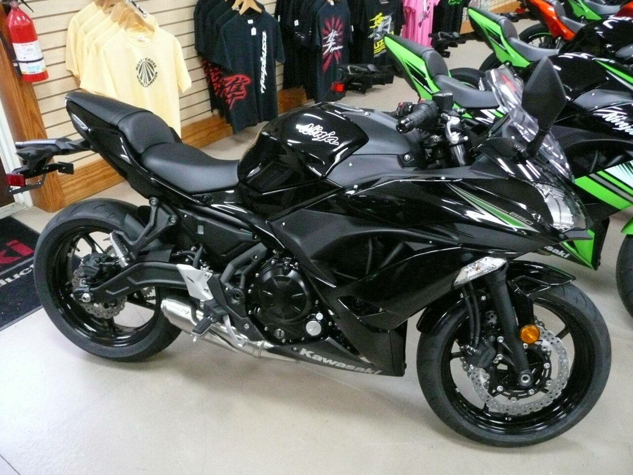 2017 Kawasaki Ninja 650 for sale near Unionville, Virginia ...
