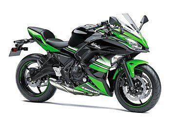 2017 Kawasaki Ninja 650 for sale 200496148