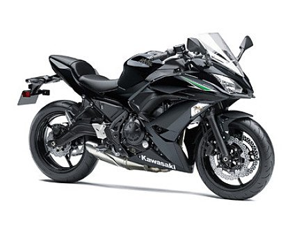 2017 Kawasaki Ninja 650 for sale 200420144