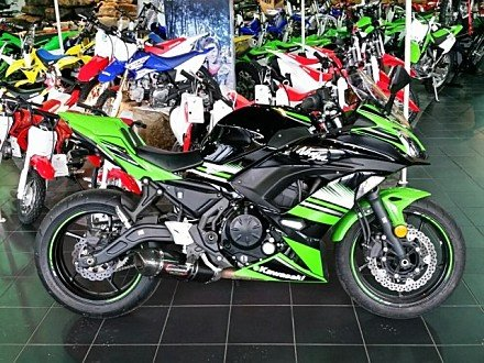 2017 Kawasaki Ninja 650 ABS for sale 200425915