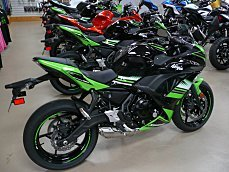 2017 Kawasaki Ninja 650 ABS for sale 200448222