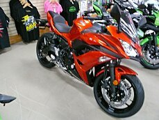 2017 Kawasaki Ninja 650 for sale 200448326