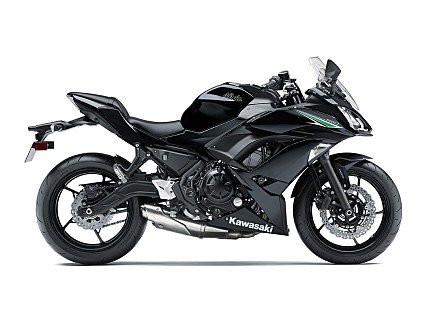2017 Kawasaki Ninja 650 for sale 200468823