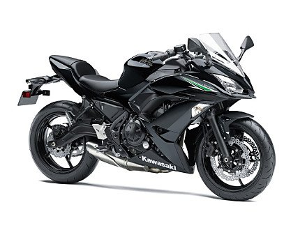 2017 Kawasaki Ninja 650 ABS for sale 200547086