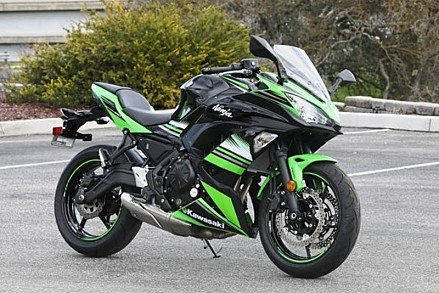 2017 Kawasaki Ninja 650 for sale 200600086