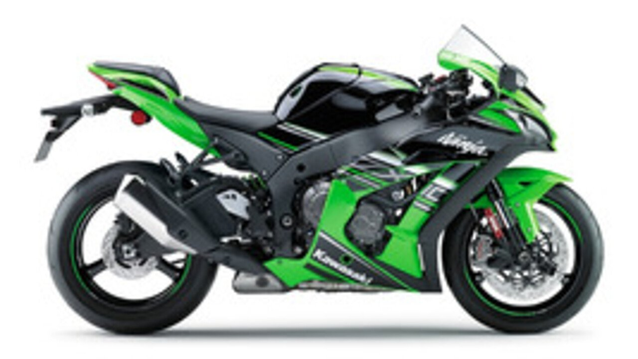 2017 Kawasaki Ninja ZX-10R for sale 200438481
