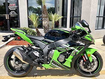 2017 Kawasaki Ninja ZX-10R for sale 200615170