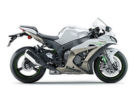 2017 Kawasaki Ninja ZX-10R for sale 200420145