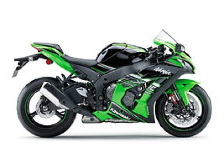 2017 Kawasaki Ninja ZX-10R for sale 200455009