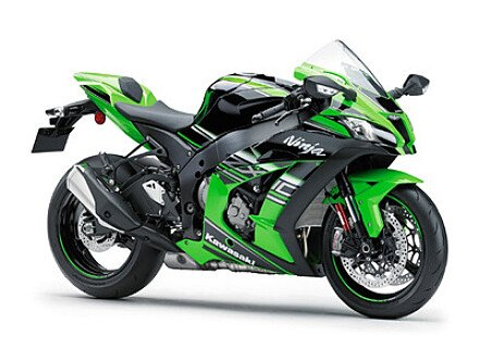 2017 Kawasaki Ninja ZX-10R for sale 200474491