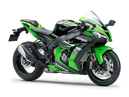 2017 Kawasaki Ninja ZX-10R for sale 200474492