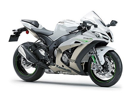 2017 Kawasaki Ninja ZX-10R for sale 200474756