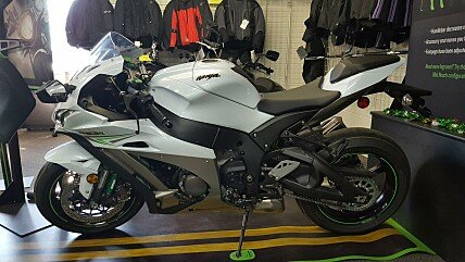 2017 Kawasaki Ninja ZX-10R for sale 200493299
