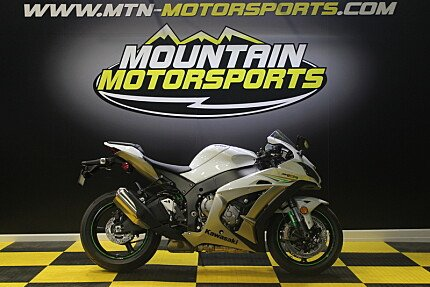 2017 Kawasaki Ninja ZX-10R for sale 200537073