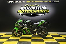 2017 Kawasaki Ninja ZX-10R for sale 200537108