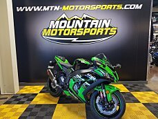 2017 Kawasaki Ninja ZX-10R for sale 200537523