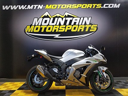 2017 Kawasaki Ninja ZX-10R for sale 200537532