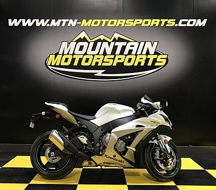 2017 Kawasaki Ninja ZX-10R for sale 200537932