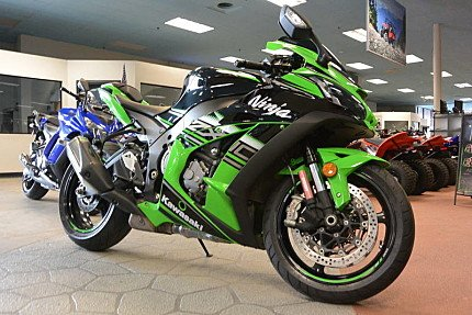 2017 Kawasaki Ninja ZX-10R for sale 200577758