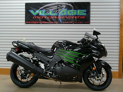 2017 Kawasaki Ninja ZX-14R ABS for sale 200458183