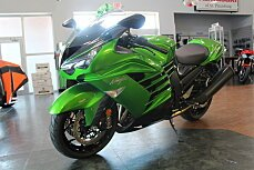 2017 Kawasaki Ninja ZX-14R for sale 200475102