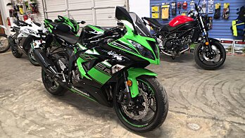 2017 Kawasaki Ninja ZX-6R for sale 200425178