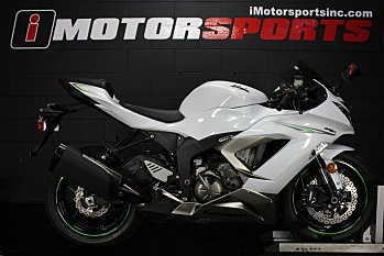2017 Kawasaki Ninja ZX-6R for sale 200448528
