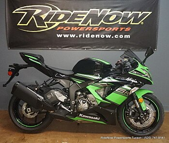 2017 Kawasaki Ninja ZX-6R for sale 200565008