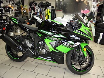 2017 Kawasaki Ninja ZX-6R for sale 200620177
