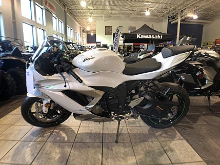 2017 Kawasaki Ninja ZX-6R for sale 200421288