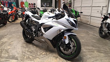 2017 Kawasaki Ninja ZX-6R for sale 200440420