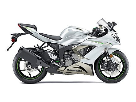 2017 Kawasaki Ninja ZX-6R for sale 200547097
