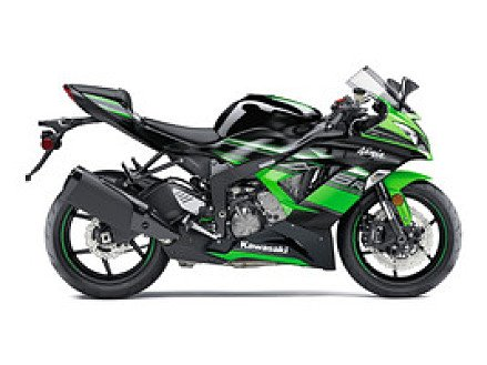 2017 Kawasaki Ninja ZX-6R for sale 200561107