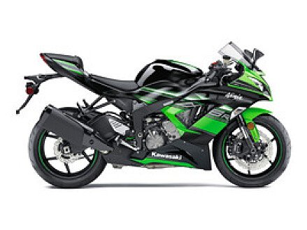 2017 Kawasaki Ninja ZX-6R for sale 200561110