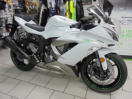 2017 Kawasaki Ninja ZX-6R for sale 200620178