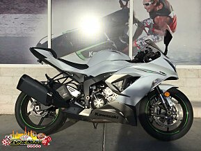 2017 Kawasaki Ninja ZX-6R for sale 200648108