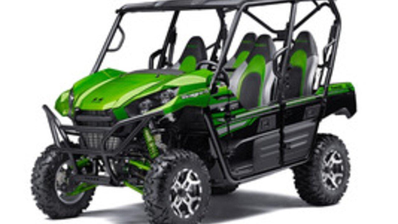 2017 Kawasaki Teryx4 for sale 200561010