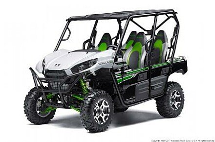 2017 Kawasaki Teryx4 for sale 200405992