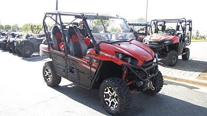 2017 Kawasaki Teryx4 for sale 200564050