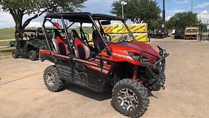 2017 Kawasaki Teryx4 for sale 200623089