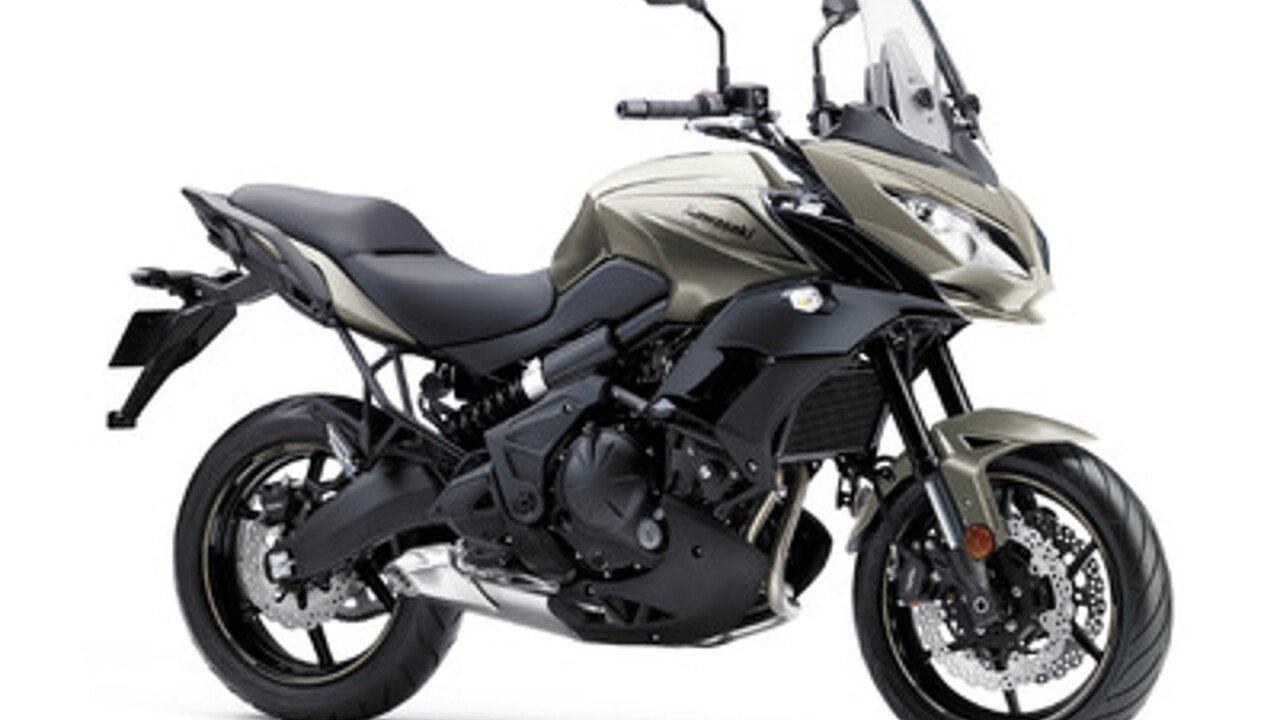 2017 Kawasaki Versys for sale 200420364