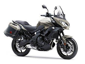 2017 Kawasaki Versys for sale 200420365